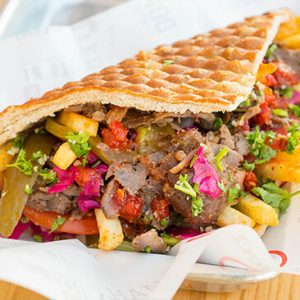 Order Turkish Food Online, Fladenbrot