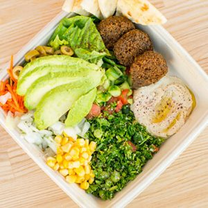 Order Turkish Food Online, Salad Plate